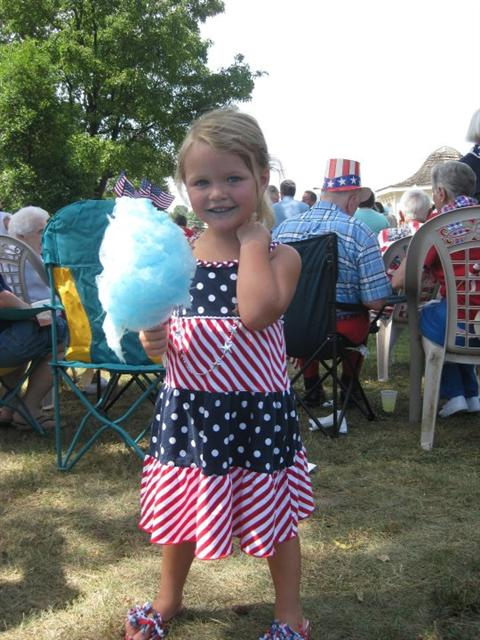 2009 july 4 cotton candy